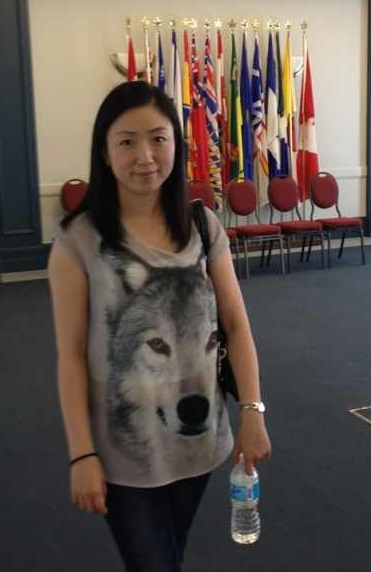 Picture of                                                                                                                                                                                                                                                                                                                                                                                                                                                                                                                                                                                    Ms. Dan Zhao